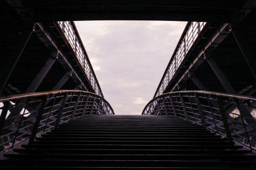 architecture structure footbridge