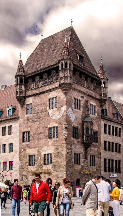 architecture nassauer house nuremberg