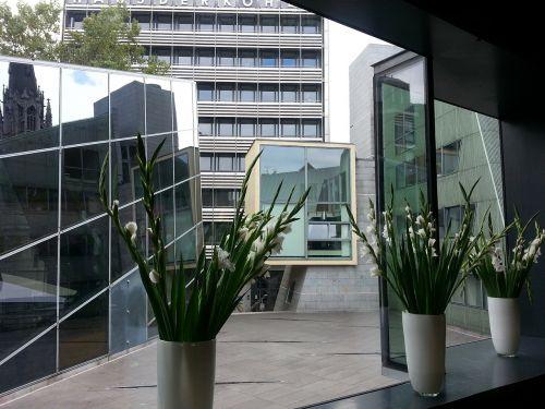 architecture mirroring aachen