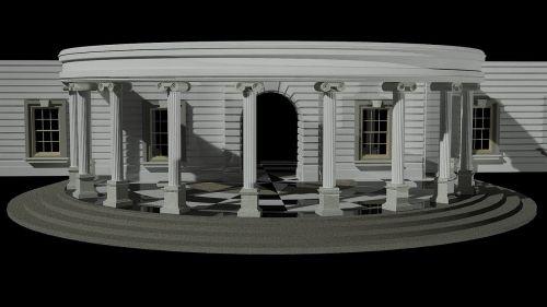 architecture design render
