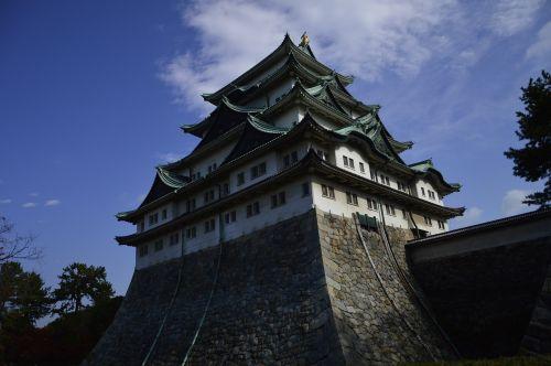 architecture castle sky