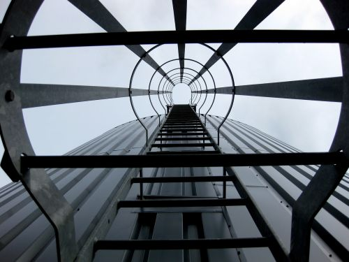 architecture steel modern