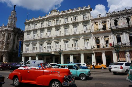 architecture travel havana