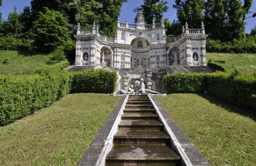 architecture torino statues