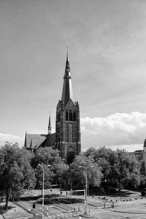 architecture church city