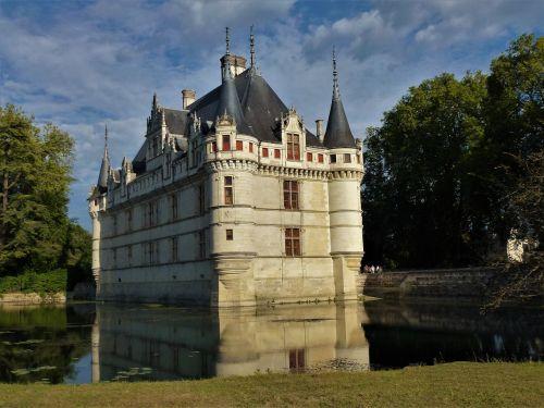architecture france château de la loire