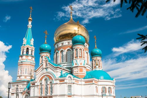 architecture orthodox church