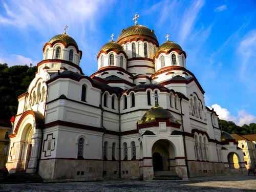 architecture travel orthodox