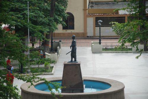 architecture plaza pool