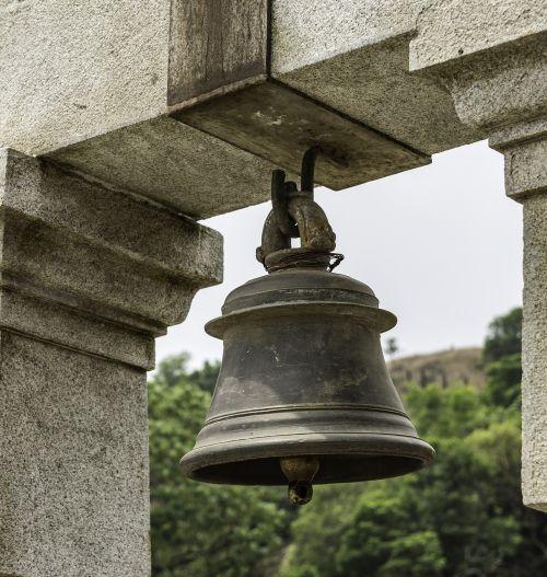architecture bronze bell