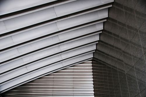 architecture steel expression