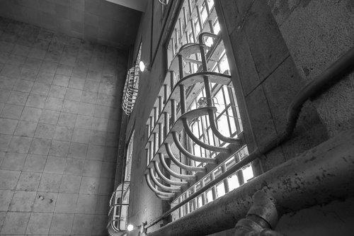 architecture  monochrome  indoors