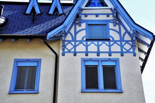 architecture  house  window