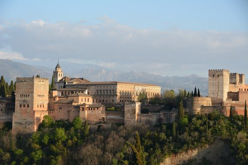 architecture  palace  panoramic