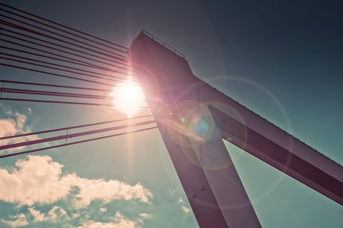architecture  bridge  suspension bridge