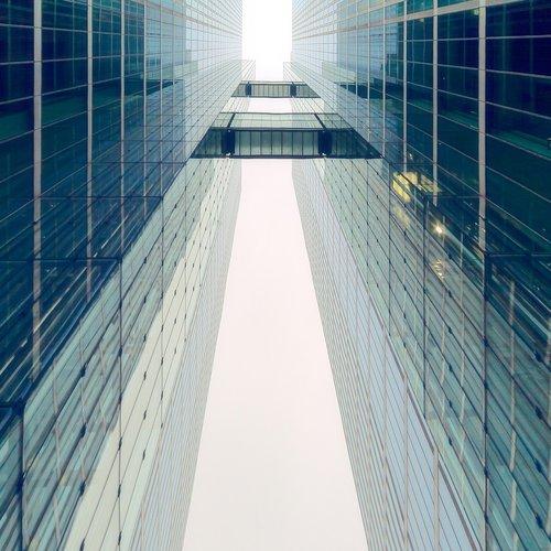 architecture  symmetry  skyscraper