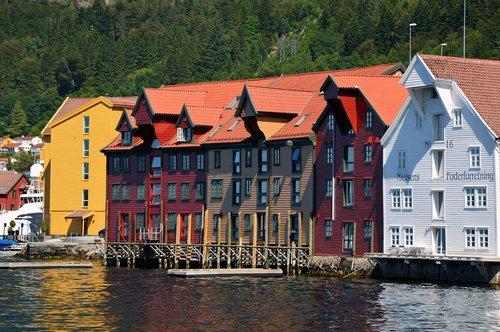 architecture  landscape  houses