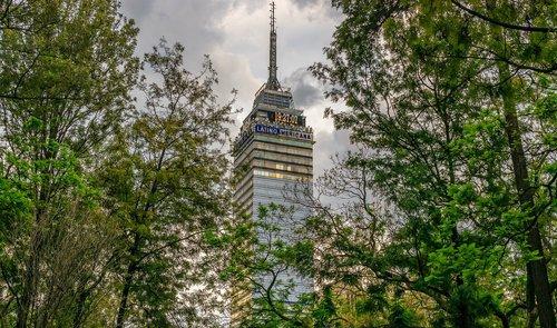 architecture  sky  skyscraper