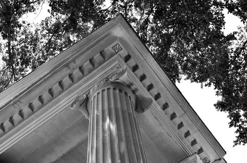 architecture  buildings  columns