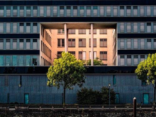 architecture  duisburg  window