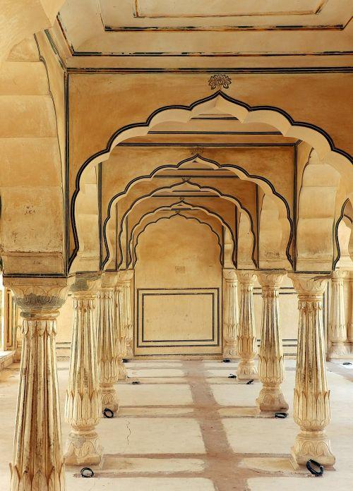 architektūra,stulpelis,pastatas,arcade,ornamentas,Indijos,Indija,hindu,hinduizmas