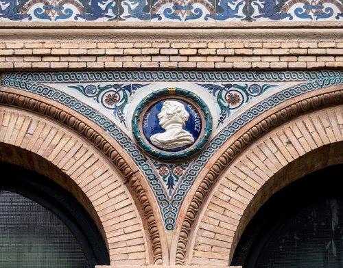 architecture  detail  face