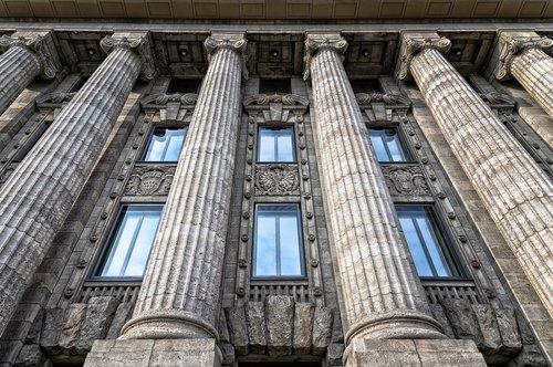 architecture  columnar  stone