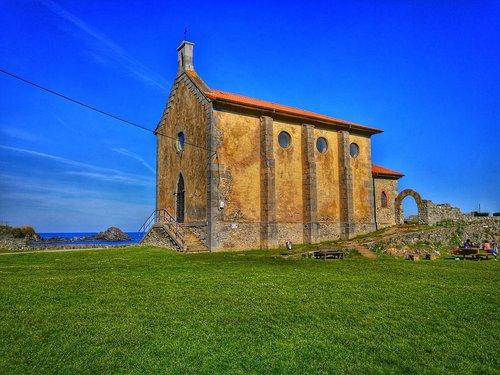 architecture  hermitage  religion