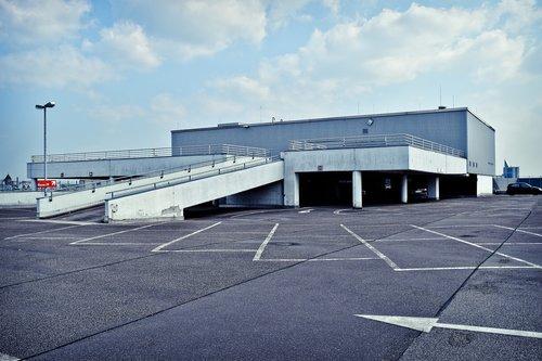 architecture  multi storey car park  building