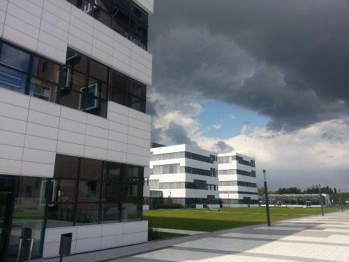 architecture kleve university