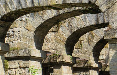 architecture arch temple