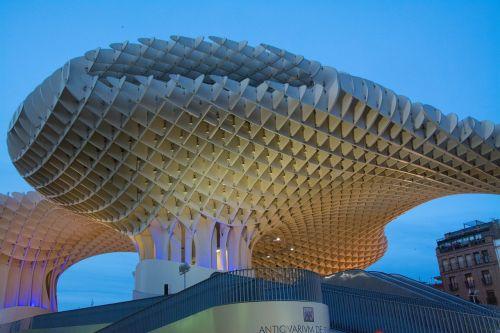 architecture modern seville