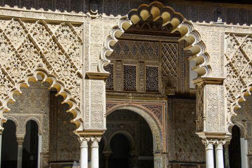 architecture moorish islamic