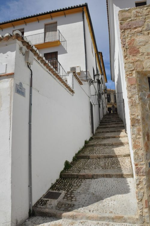 architecture street narrow street