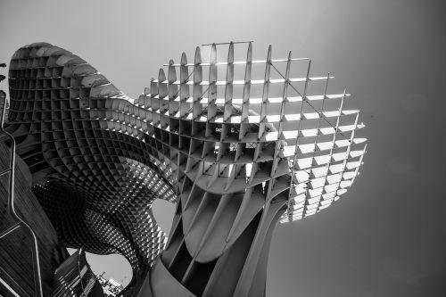 architecture seville metropol parasol