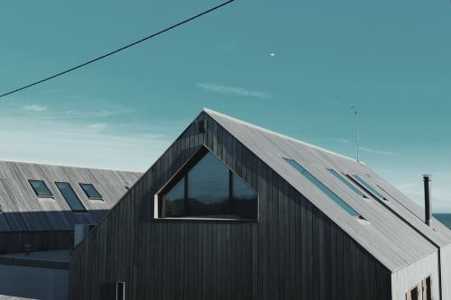 architecture roof modern