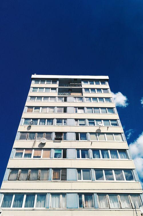 architecture building windows