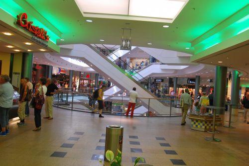 apsipirkimas & nbsp, centras, apsipirkimas, vartojimas, stresas, žmonės, spalvos, architektūra ii