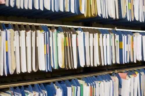archive  files  register