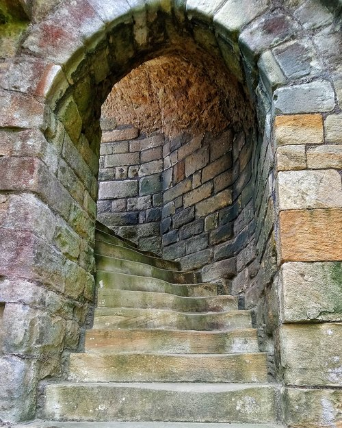 archway  staircase  history