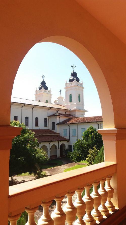arcos church cruz
