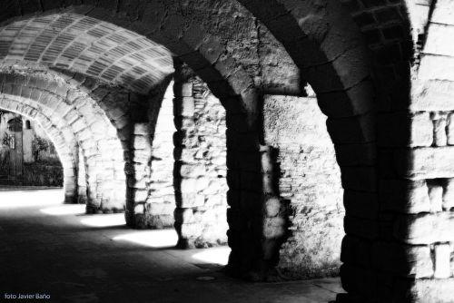 Peratallada Arches