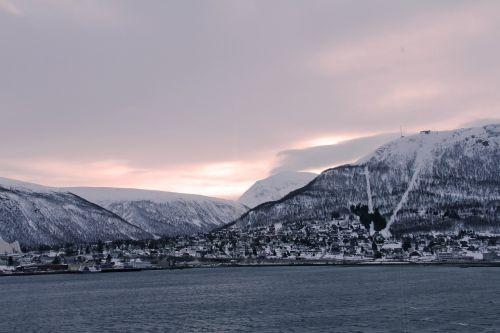 arctic beautiful sky