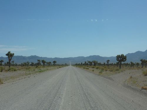 area 51 dust road