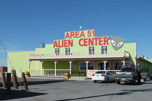 area 51  gift shop  nevada