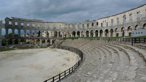 arena amphitheater architecture