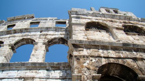 arena the amphitheater pula