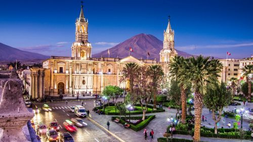 arequipa peru travel