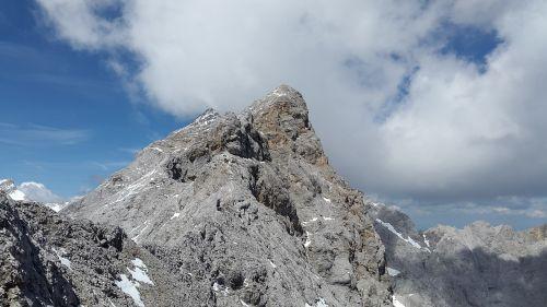arête ridge rock ridge