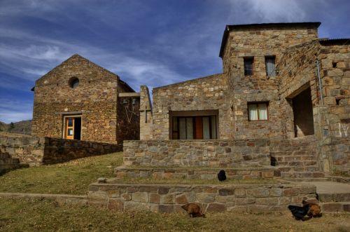 argentina san luis stone houses